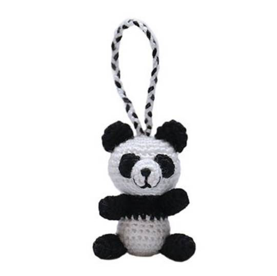 Mini Crocheted Panda